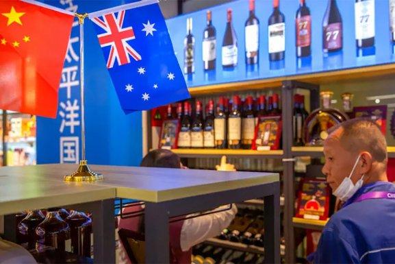 Australia kiện thuế rượu vang Trung Quốc lên WTO