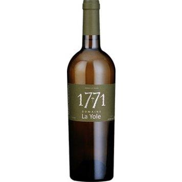Domaine La Yole 1771 Blanc